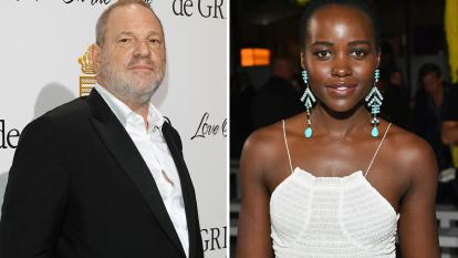 Nyong'o has accused Weinstein