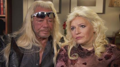 Dog and Beth