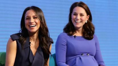 Meghan Markle reportedly had her bridal shower this weekend, but Kate Middleton was unable to attend.