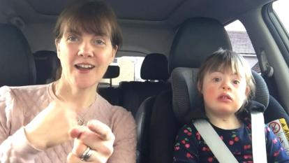 Down Syndrome Carpool Karoke