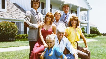 "The first episode of prime time soap opera ""Dallas"" aired 40 years ago."