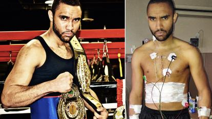 Elvis Medrano, once ranked top ten in the United States, is now fighting his way back to the top after a life-threatening battle against a rare lung disease.