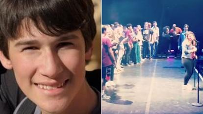 With the help of singer-songwriter and composer Duncan Sheik, Stoneman Douglas junior Sawyer Garrity and another student wrote a song based on a poem written by victim Alex Schachter.