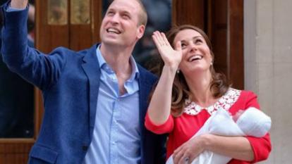 Kate Middleton looked lovely just hours after giving birth.