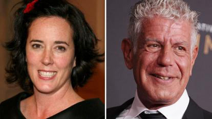 The suicides of Kate Spade and Anthony Bourdain, ingénues in their respective fields whose deaths only days apart stunned the world over, have shined a light on the alarming rise in the number of Americans who have taken their own lives.