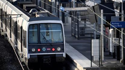 A baby was born in a commuter train in Paris.