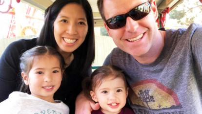 Tristan Beaudette, 35, leaves behind his wife and two young children.