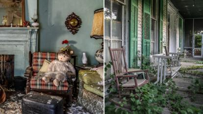 Leland Kent's photographs show forgotten places