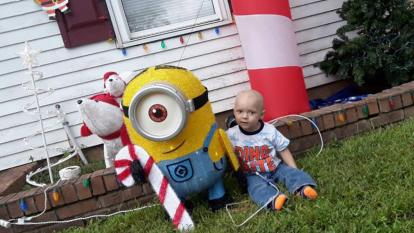 Little Brody Allen has lost his battle with cancer.