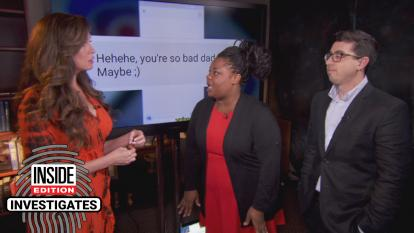 "Inside Edition investigates ""To Catch a Cheater"""