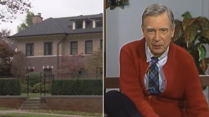 Fred Rogers and his home in Squirrel Hill