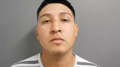 Ronnie Rodriguez Jr. was arrested Sunday.