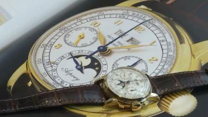 The coveted watch is expected to fetch up to $4 million.