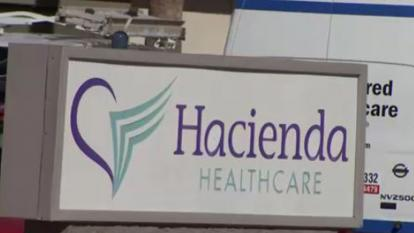 he unnamed woman had been a patient at Hacienda Healthcare facility in Phoenix for over a decade when staff heard her moaning in December.