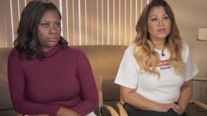 "Two of the women who appeared in the Lifetime docuseries, ""Surviving R. Kelly,"" told Inside Edition they aren't surprised the singer continues to operate like it's business as usual."
