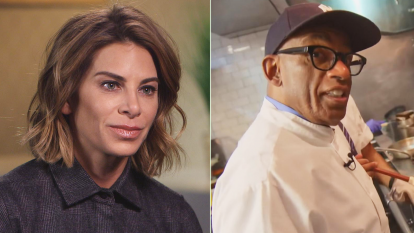 Jillian Michaels and Al Roker