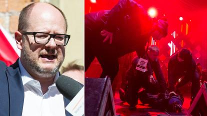 Gdansk Mayor Pawel Adamowicz, 53, succumbed to his injuries Monday.