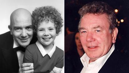 Albert Finney, who starred in Annie, has passed away.