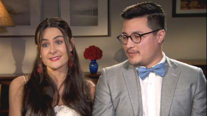 Couple married 12 times across the world.