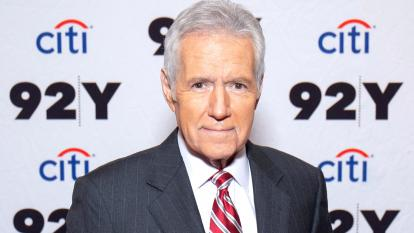 Last fall, Trebek signed a contract extension to host 'Jeopardy!' until 2022.