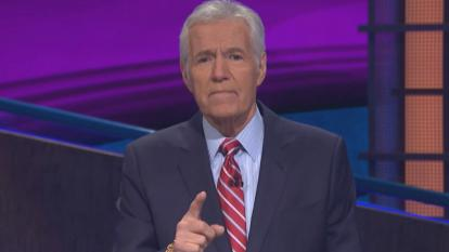 Trebek says he's ready for battle declaring Wednesday in a YouTube video that he was going to fight the disease.