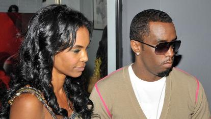 Kim Porter and Sean Combs in 2009.