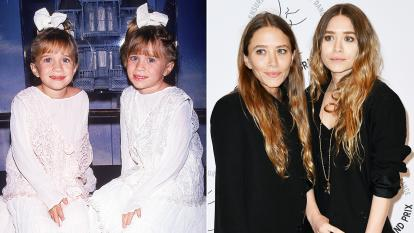 Mary-Kate and Ashley Olsen have grown up in the spotlight.