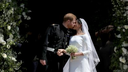 Meghan Markle and Prince Harry's wedding