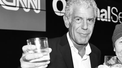 Friends and fans are raising a glass to toast Anthony Bourdain on what would have been his 63rd his birthday.