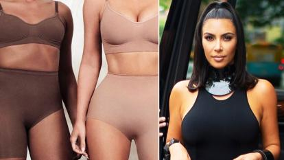 Kim Kardashian West's new shapewear line is under fire for cultural appropriation.