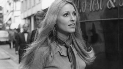 Sharon Tate was 8-and-a-half months pregnant when she was killed.