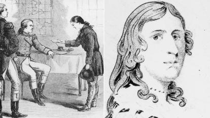 Donning the fake name and a uniform she stitched herself, Deborah Sampson posed as a man to enlist in the fight for freedom.