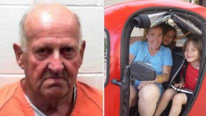 Albert Flick has been convicted of killing a homeless woman at age 77.