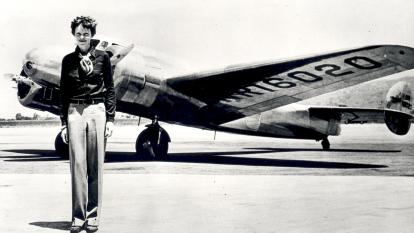 It's a mystery that's puzzled the world for more than 80 years: what happened to Amelia Earhart?