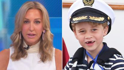 Lara Spencer is apologizing yet again for mocking Prince George's dance classes.