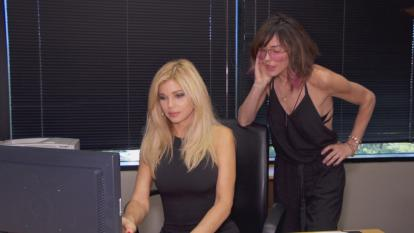 Donna D'Errico and Krista Allen spoke to Inside Edition about the scam.