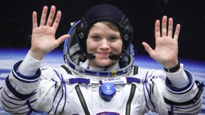 Astronaut Anne McClain is accused by her estranged spouse of inappropriately accessing her bank account while aboard the International Space Station.