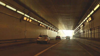 Tips for Drivers Grappling With 'Tunnel Phobia'