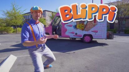 The real Blippi says he'll be a creative force with the live show and he says refunds will be given to anyone who asks for one.
