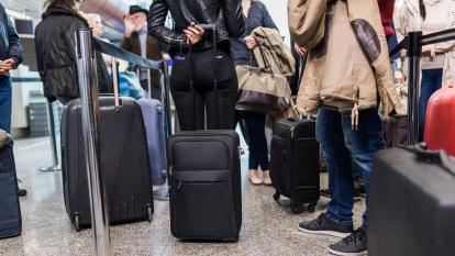 A record number of travelers are expected at airports for the 2019 Thanksgiving holiday.