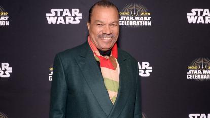 'Star Wars' Actor Billy Dee Williams Talks About Identifying as Gender Fluid