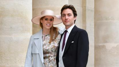 Princess Beatrice Edo Mapelli Mozzi