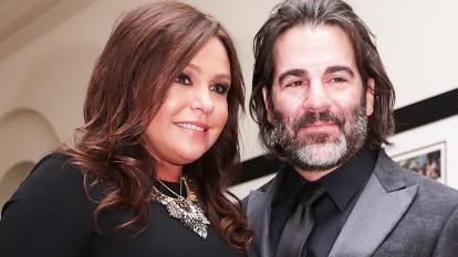 Rachael Ray and her husband John Cusimano escaped the fire unharmed.