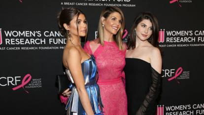 Lori Loughlin and her two daughters, Olivia Jade and Isabella