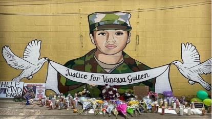 Spc. Vanessa Guillen was killed this year at Fort Hood.