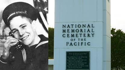 18-Year-Old Pearl Harbor Sailor's Remains Identified
