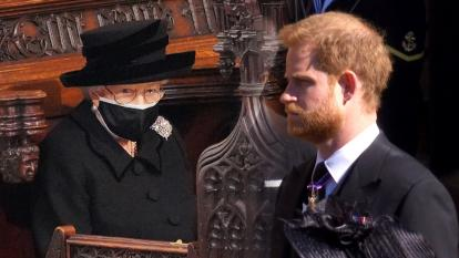 The Queen / Prince Harry