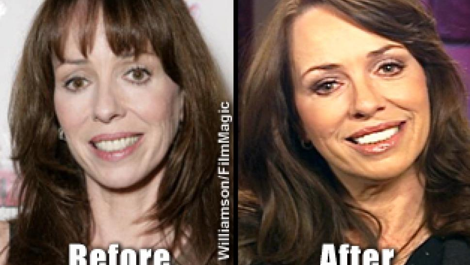 Mackenzie Phillips Has A New Look Inside Edition