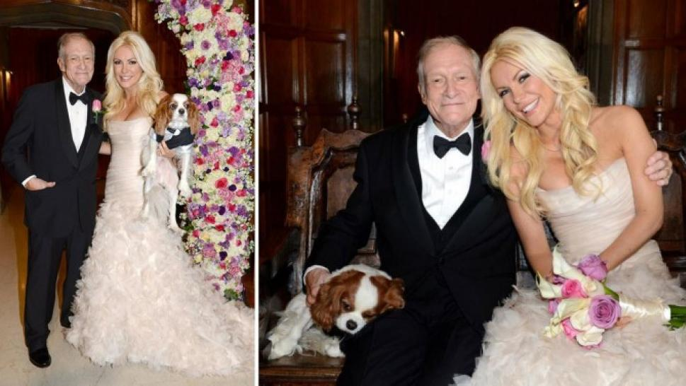 Celebs Marry On New Year S Day Inside Edition