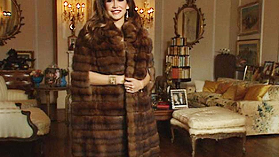 Zsa Zsa Gabor S Husband Sells Off Her Fur Coats Inside
